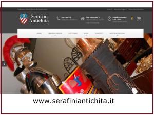 presentazione sito serafini