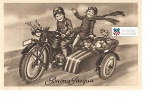 buona pasqua motociclistica